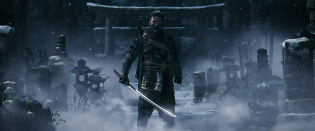 Ghost of Tsushima Topped the US Charts in June, Switch Best-Selling Console for 2020