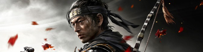 Ghost of Tsushima Once Again Tops the French Charts, Animal Crossing remains in 2nd Place