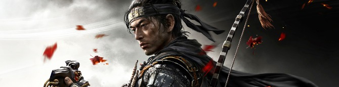Ghost of Tsushima Remains in 1st on the New Zealand Charts