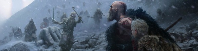 God of War Concept Art Released