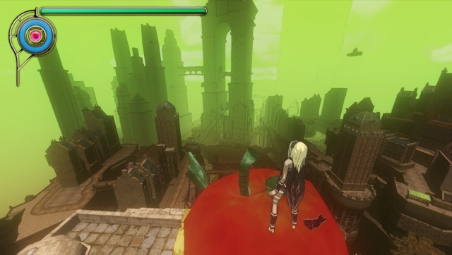 Gravity Rush Review 2