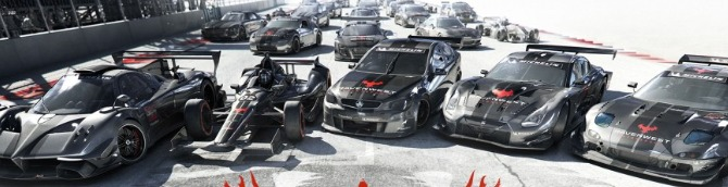 GRID Autosport Headed to Switch This Summer - VGChartz