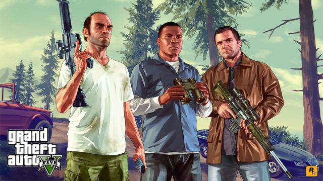 GTAV Tops the Australian Charts, F1 2020 Debuts in 2nd