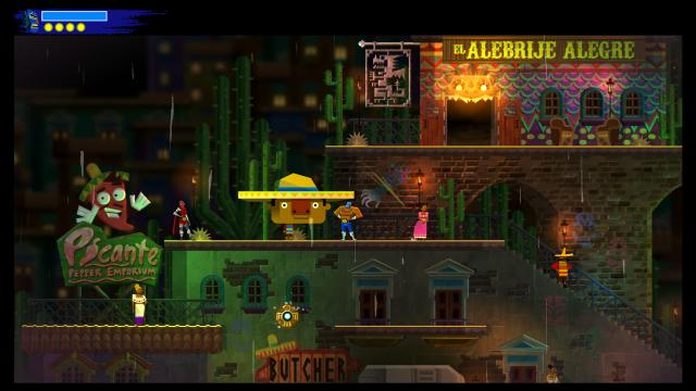 Guacamelee! 2 story