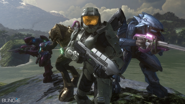 Halo 3 is free on Games With Gold now!