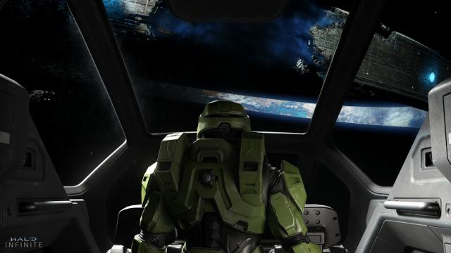 Halo Infinite 'Ready to Go' for Spring 2021, Says Master Chief MoCap Actor