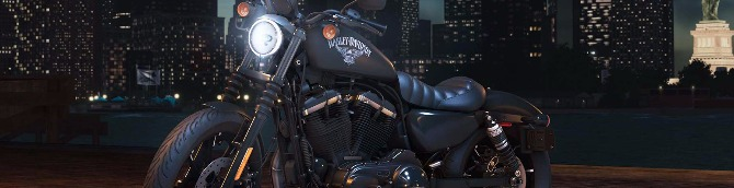 Harley-Davidson Motorcycles Coming to The Crew 2