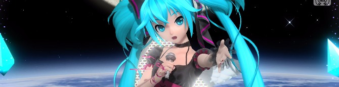 Hatsune Miku: Project Diva Future Tone Out Now in the West