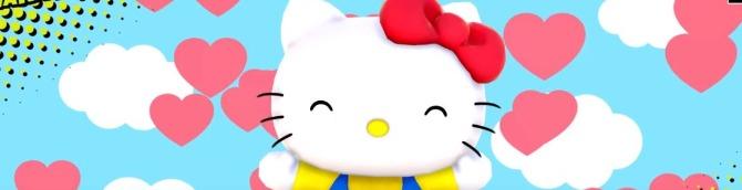 Hello Kitty is Playable in Super Monkey Ball: Banana Mania