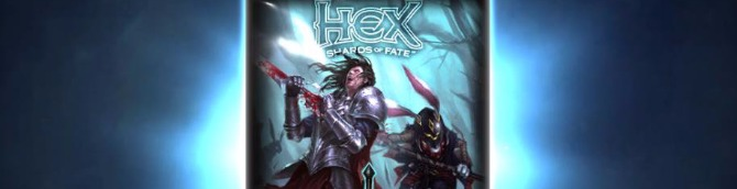 HEX: Card Clash Announced for PS4