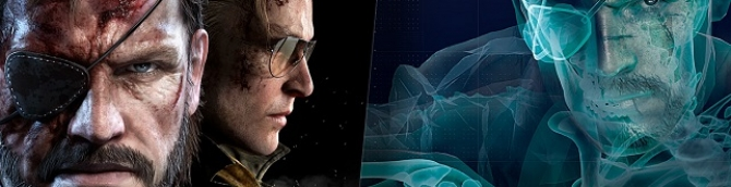 Hideo Kojima Teases MGSV: Ground Zeroes PS4 Collaboration