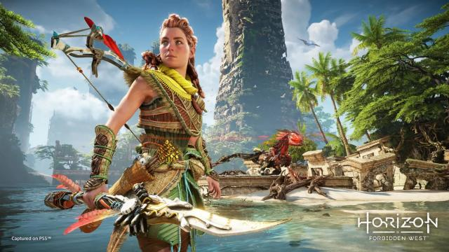 Horizon Forbidden West is 'in the Final Stages of Development'