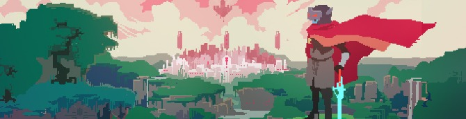 Hyper Light Drifter Launches This Summer on Switch