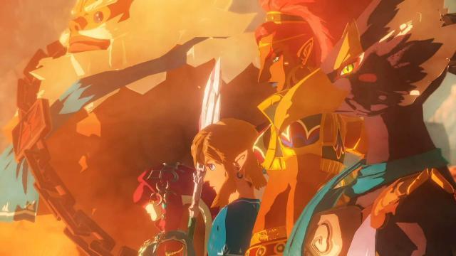 Hyrule Warriors: Age of Calamity Ships 3.5 Million Units Worldwide