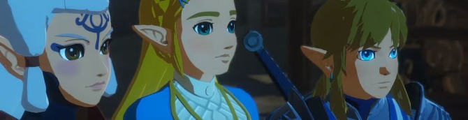 Hyrule Warriors Age Of Calamity Gets Accolades Trailer