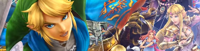 Hyrule Warriors: Definitive Edition Gets First Character Highlight Trailer