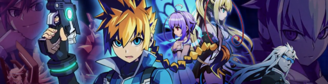 Keiji Inafune Announces Azure Striker Gunvolt for 3DS