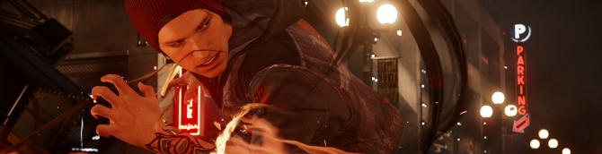 inFamous: Second Son Main Campaign Lasts 10-12 Hours