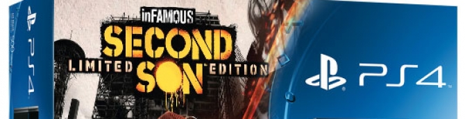 inFamous: Second Son Releases on March 21st, PS4 Bundle Confirmed