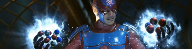 Injustice 2 Trailer Introduces DLC Character Atom