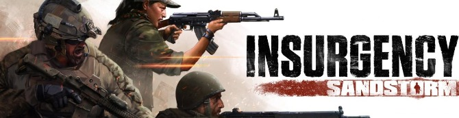Insurgency: Sandstorm Out Now on Steam