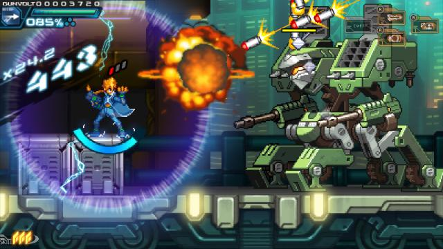 Azure Striker Gunvolt