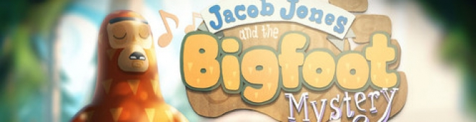 Jacob Jones and the Bigfoot Mystery: Episode 1 (PSV)