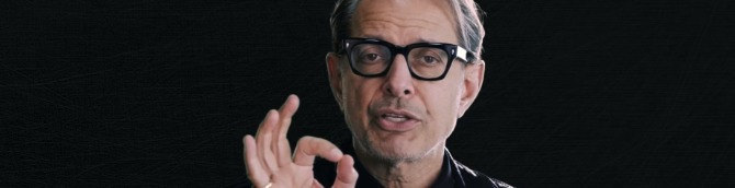 Jeff Goldblum Reprises Role as Dr. Ian Malcolm in Jurassic World: Evolution