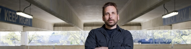 Ken Levine Writing New Game