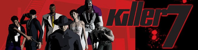 Killer7 Arrives on Steam This Fall