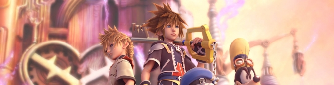 Kingdom Hearts 3 Could Include Marvel and Star Wars