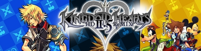 Kingdom Hearts HD 2.5 Remix Release Date Announced