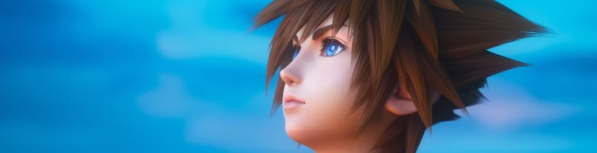 Kingdom Hearts III Debuts at the Top of the UK Charts, 82% of Sales Were on PS4
