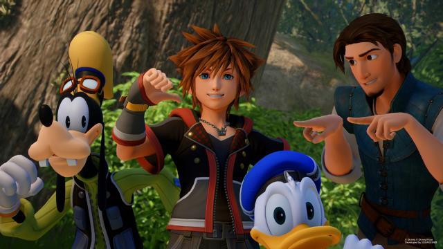 Tetsuya Nomura Kingdom Hearts Bekerja untuk Menyampaikan Berita untuk Hari Jadi ke-20 di tahun 2022