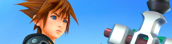 Kingdom Hearts III Preview Videos Now Live