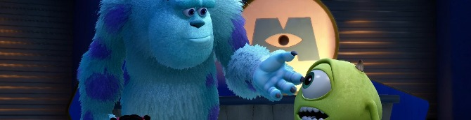Kingdom Hearts III Screenshots Showcases Monsters, Inc. World And More