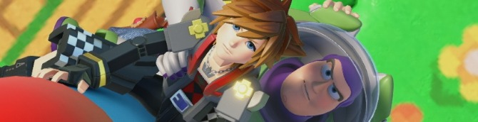 Kingdom Hearts III Sold 102,054 Digital Units in Japan in 3 Days