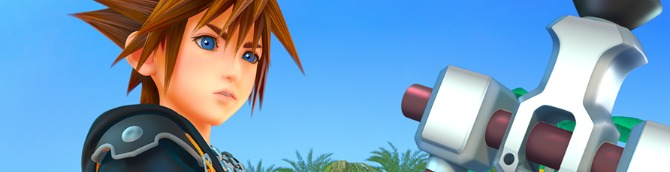 Kingdom Hearts III Videos Recaps Story of Previous Games