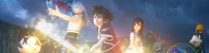 Kingdom Hearts III's Epilogue & Secret Movie Will Release at a 'Later Date'