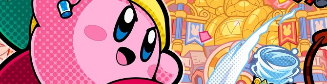 Kirby: Battle Royale Announced for 3DS, Launches January 19
