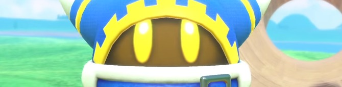 Kirby: Star Allies Gets Magolor Trailer