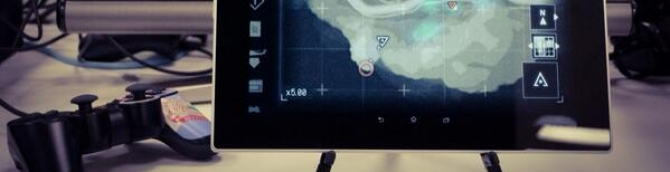 Kojima Reveals How MSG V Will Link with Tablets