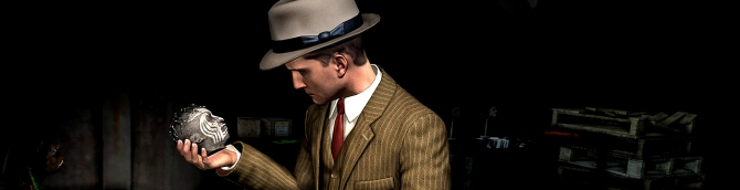 L.A. Noire Blooper Reel Highlights Incredible Motion Capture Tech