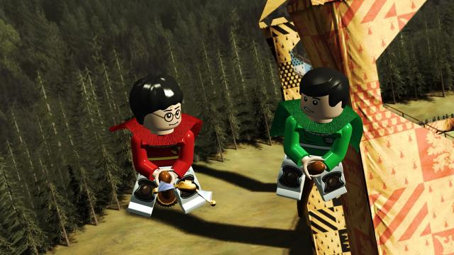 LEGO Harry Potter Collection quidditch