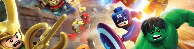 Lego Marvel Super Heroes Revealed