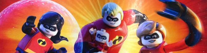LEGO The Incredibles Revealed for Switch, PS4, Xbox One, PC