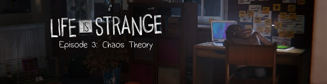 Life is Strange: Episode 3 - Chaos Theory (PC)
