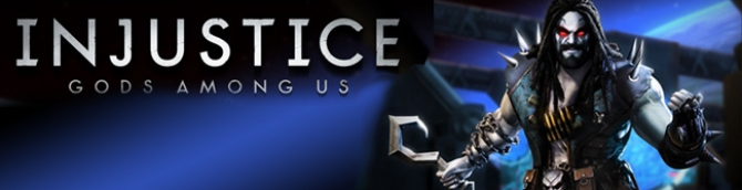 Lobo - Injustice: Gods Among Us 1st DLC Character Available May 7th