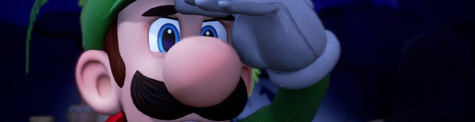 Luigi's Mansion 3 debuts in 2nd on the UK Charts