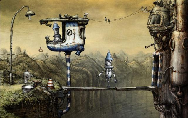 Machinarium  6